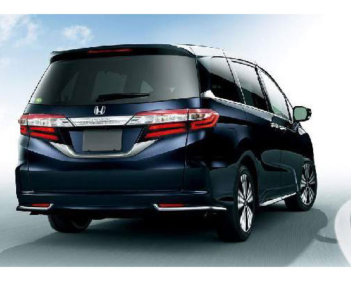 2017 Honda Odyssey Awd Redesign And Changes