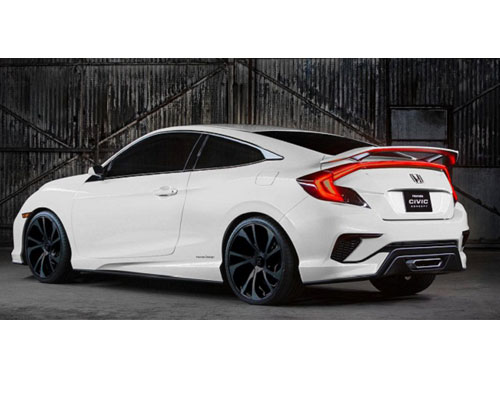 2018 Honda Civic Type R-side