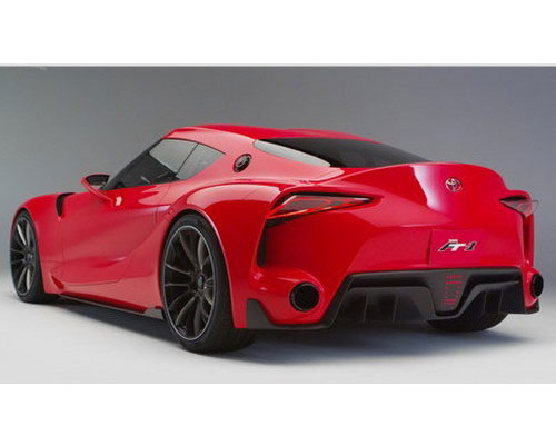 2018 Toyota Supra Back New Cars Magazine