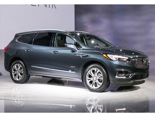 2018 buick enclave review engine specs release date performance and price tag new cars magazine. Black Bedroom Furniture Sets. Home Design Ideas