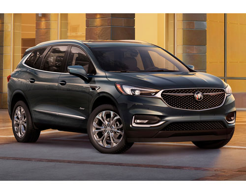 2018-Buick-Enclave-front