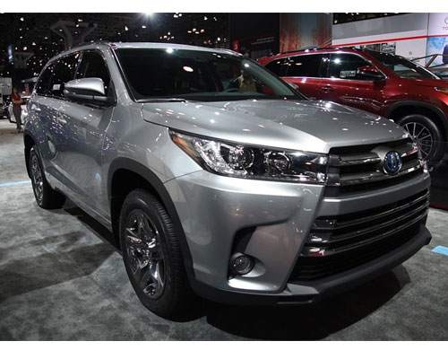 2018 toyota highlander review engine specs release date performance and price tag new cars. Black Bedroom Furniture Sets. Home Design Ideas