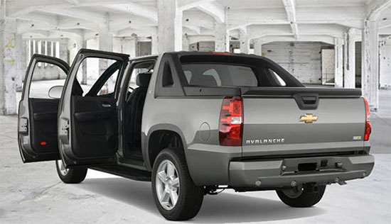 2018 Chevrolet Avalanche Review Engine Specs Release Date