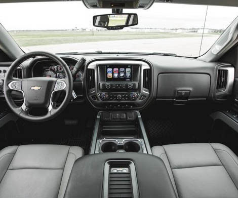 2018-Chevrolet-Avalanche-interior