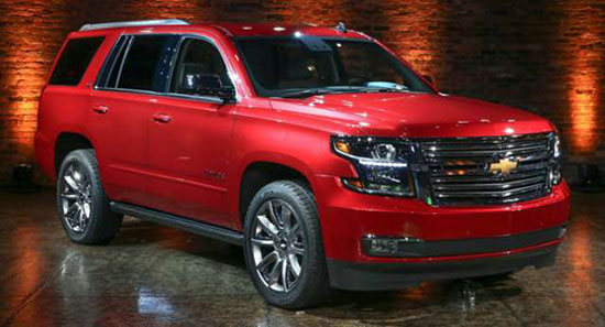 2018 Chevy Tahoe Featured