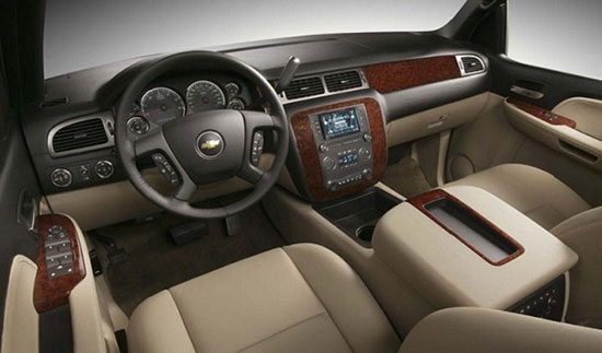 2018 chevy tahoe interior new cars magazine