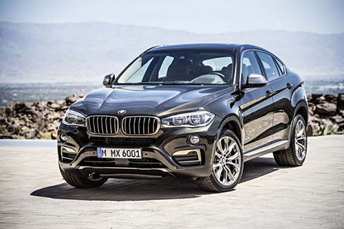 2018 Bmw X6 Review Engine Specs Release Date Performance And