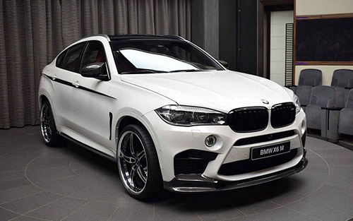 2018 BMW X6 Release Date