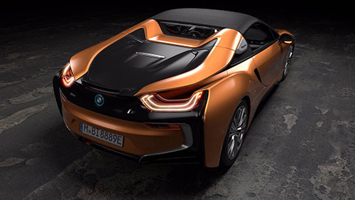 2018 Bmw I8 Roadster Review Engine Specs Release Date Performance
