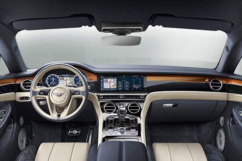 2018-Bentley-Continental-GT-interior