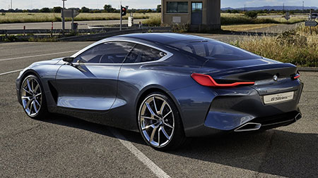 2019 Bmw 8 Series Gran Coupe Review Engine Specs Release Date
