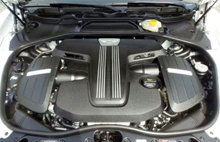 2019-Bentley-Flying-Spur-engine