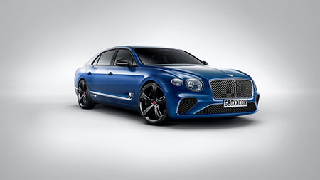 Bentley Flying Spur Featured Image on 2005 Bentley Continental Gt Review