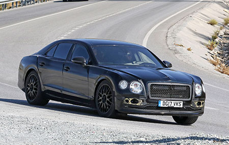 2019-Bentley-Flying-Spur-side