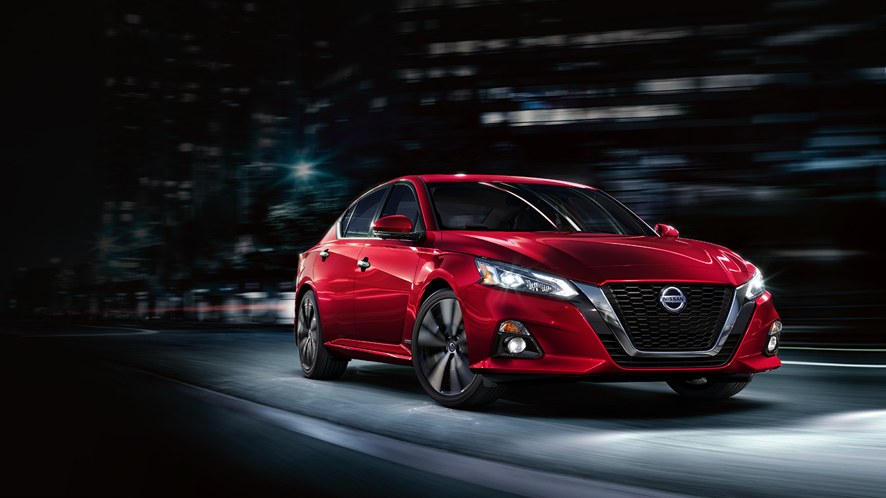 2019 Nissan Altima Stunning Look And Inspiring Speed New Cars
