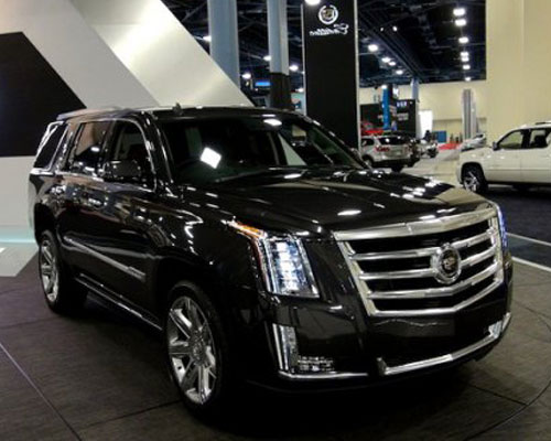 2018 Cadillac Escalade Review, Engine Specs, Release Date ...