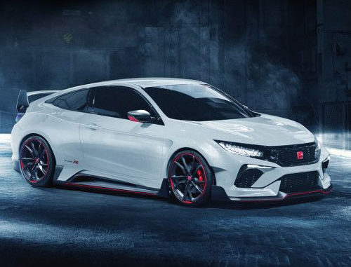 2018 Honda Civic Type R Featured
