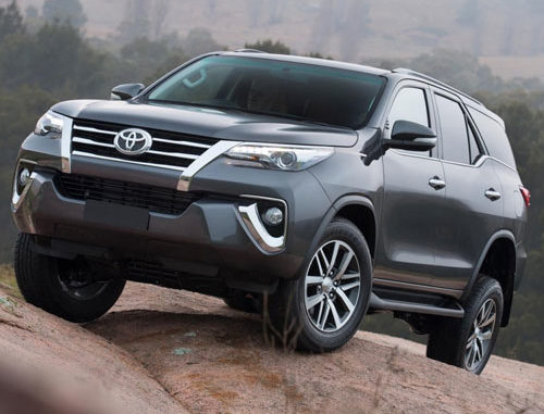2018 Toyota 4runner Featured
