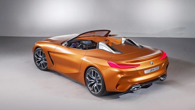 2019 Bmw Z4 For Pleasure Comfort And Strength New